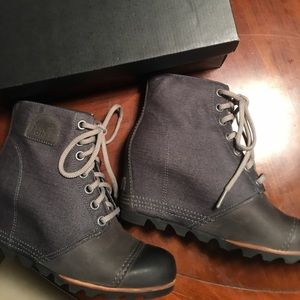 Sorel PDX Wedge Boots